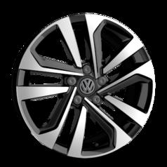 """Легкосплавные колёсные диски """"Dublin"""" 7J x 17″ (Tiguan Connect)"""